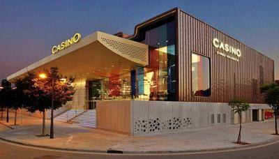 Fachada del Casino Cirsa Valencia