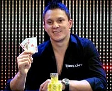 Sam Trickett, jugador del año en los European Poker Awards