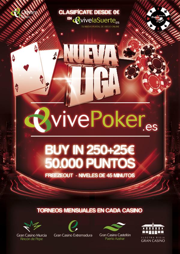 Gran casino murcia poker
