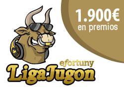 Consigue entradas para las eFortuny Poker Series en la Liga del Jugón.