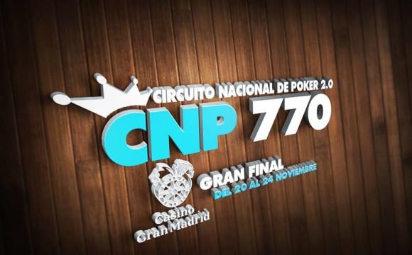 Circuito Cnp : Cnp la guinda del pastel