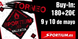 Torneo Mensual Sportium.es Valencia