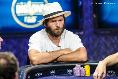 Rick Salomon, 4.º en el Big One.