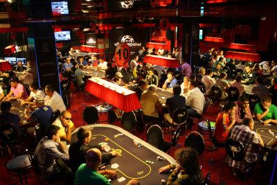 La poker room tendrá este aspecto
