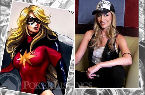Vanessa Rousso es Ms. Marvel
