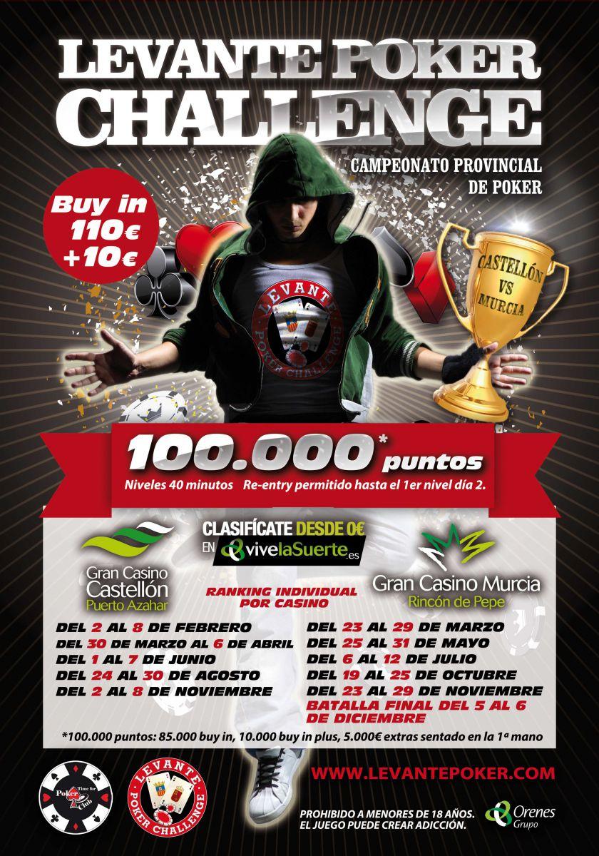 Cartel del Levante Poker Challenge.