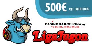Liga del Jugón casinobarcelona.es