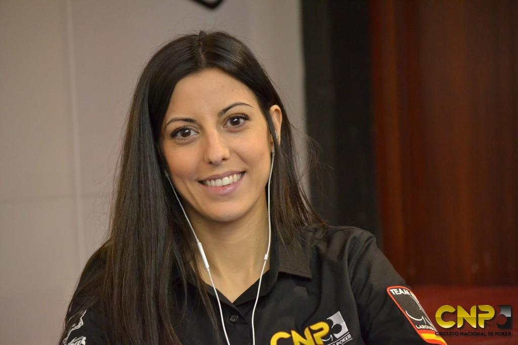 Lucía Navarro ha pasado al Día 2.