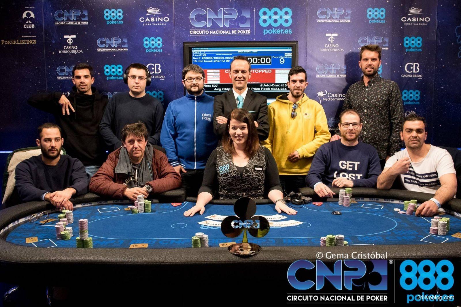 Mesa final del CNP888 Valencia 2018
