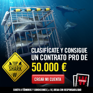 Winamax Top Shark