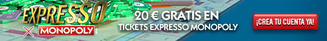 Winamax: Expresso Monopoly