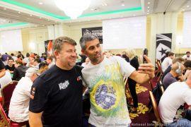Jonny, en la PCA (Foto: Pokernews)