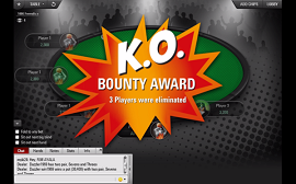 Los Bounty Builders de PokerStars