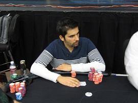 David Cabrera, en el LAPC [Foto: PokerStars]