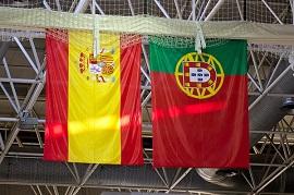 Portugal superó a España con holgura
