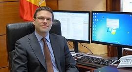 Juan Espinosa, de la DGOJ [Foto: Yogonet]