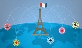 Los franceses dominan en Pascua