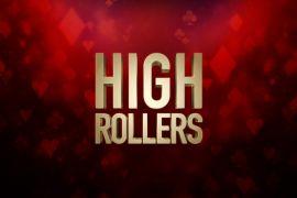 Más High Rollers en marcha