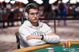 Juan Pardo [Foto: PokerNews]
