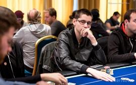 Pablo Fernández en Praga [Foto: PokerNews]