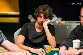 Sergi Reixach [Foto: WSOP-Joe Giron]