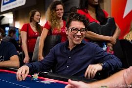 Vicente Delgado en el EPT Barcelona [PokerStars]