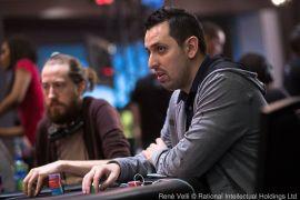 O'Dwyer, detrás de Pet (Foto: Pokerstars)