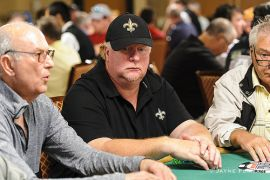 Darvin Moon no volvió a hacer caja en las WSOP