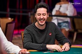 La sonrisa del campeón [Foto: Joe Giron]