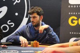 Daniel Barriocanal, el español con más puntos