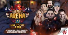 Winamax Arena, un formato intrigante