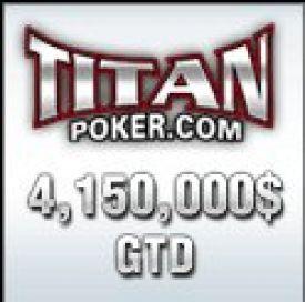 titan poker aumenta premio tercer campeonato europeo poker on line
