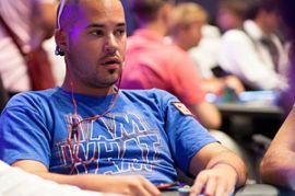 Óscar Serradell, el diesel (Foto: Pokernews)