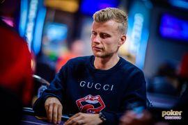 El Kyllonen de 2019, en el BPO. Poker Central
