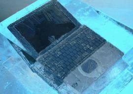 Que no se te congele el portátil, dale uso
