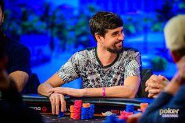 Sergi en los UK Millions. Poker Central