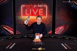 Ruzicka, o lo que queda de él (Foto: Pokernews)