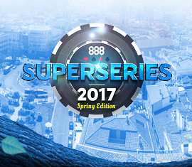 Sigue la actualidad de las SuperSeries de 888poker