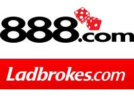 Novedades en 888.com y Ladbrokes