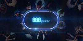 ¿Cómo serán las nuevas mesas de 888poker?