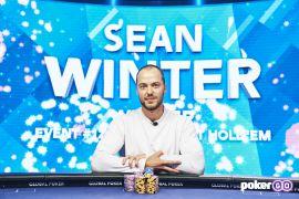 Sean Winter se impuso en el 50k$