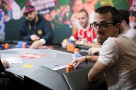 Raúl Lozano en el Open Winamax de Dublín