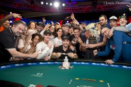 Busca a Wally (WSOP)