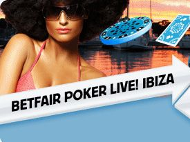 Betfair Poker Live Ibiiza