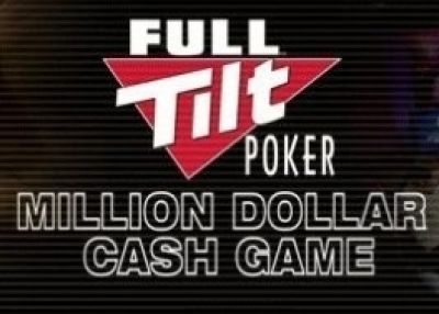 logo full tilt poker million dollar cash game