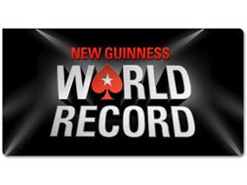 PokerStars record Guiness