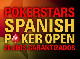 Spanish Poker Open PokerStars