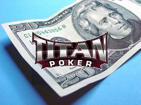 bono especial 20 gratis titan poker nuevos jugadores