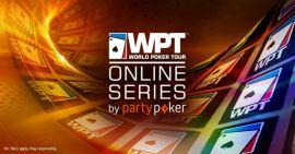 WPT Online Series, en mayo en party