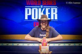 Sí, es él. =_= (Foto: Pokernews)